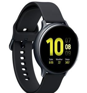 Galaxy Watch Active 2 Aluminium 44mm - zwart